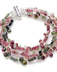 hr-bracelet-4strand-watermelon-tourmaline2